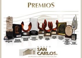 Premios de Grupo San Carlos