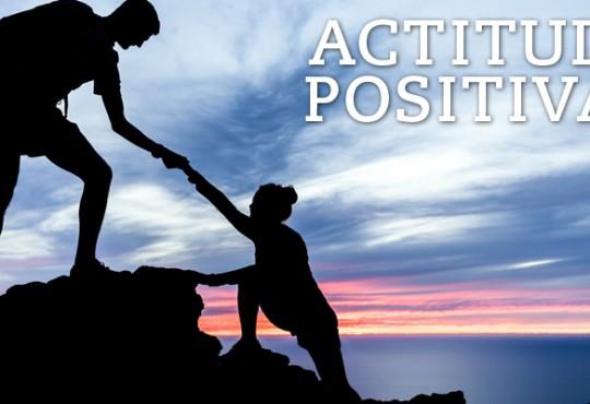 La actitud positiva es contagiosa