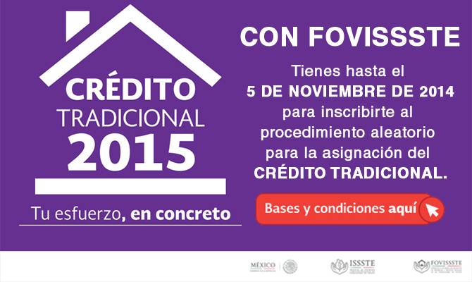 creditos fovissste 2018 inscripcion