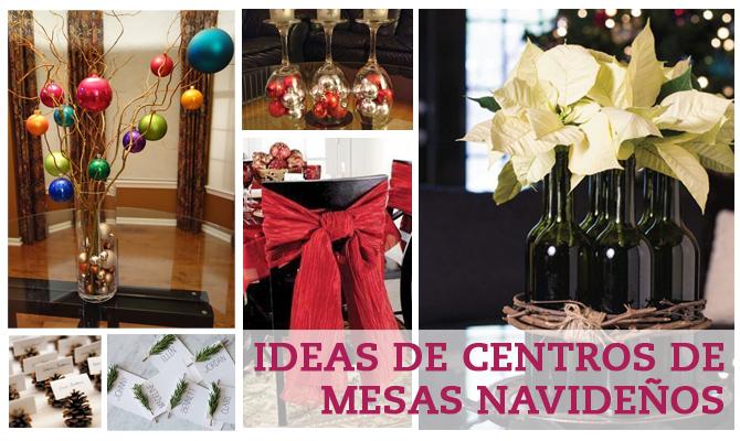 Centros de mesas navide os blog oficial de grupo san - Centros de mesa navidenos faciles ...