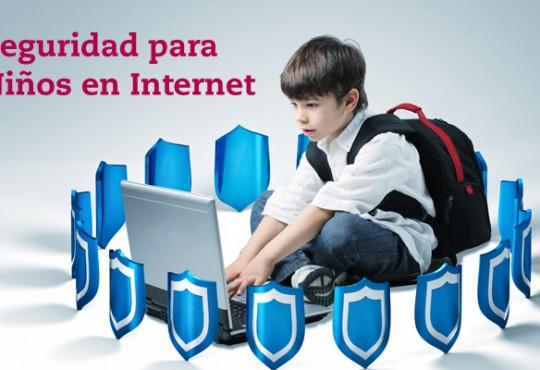 Seguridad para niños en internet