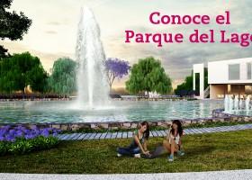 Conoce el Parque de El Lago