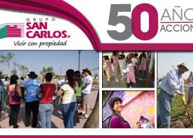 Festejamos con 50 Acciones para la comunidad