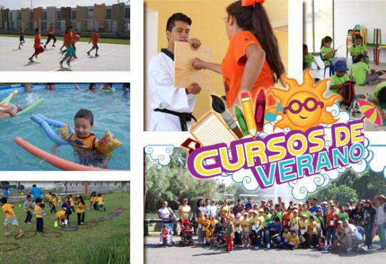 Cursos de Verano 2015 en Parques del Palmar