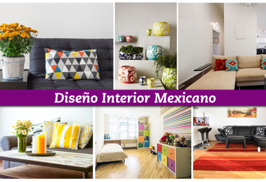 Diseño interior mexicano