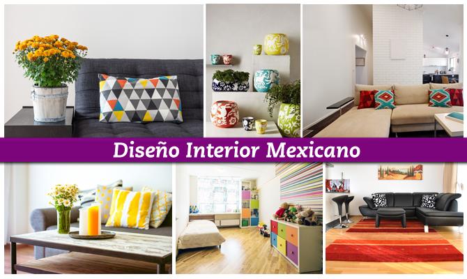 Dise o interior mexicano blog oficial de grupo san for Casa mexicana muebles