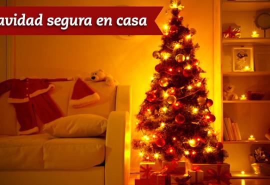 Navidad segura en casa