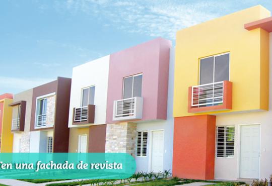 4 recomendaciones para que tu fachada siempre luzca hermosa.