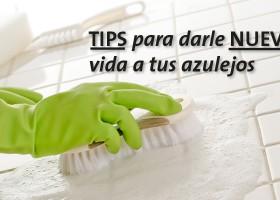 Tips para dar nueva vida a tus azulejos