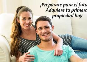 Prepárate para el futuro, adquiriendo tu primera propiedad hoy