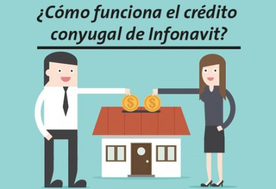 ¿Cómo funciona el crédito conyugal de Infonavit?