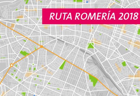 RUTA ROMERÍA 2018