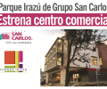Inauguración centro comercial Parque Irazú
