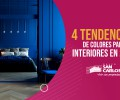 4 tendencias de colores para interiores en 2020